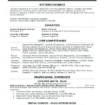 77 Great Senior Systems Engineer Resume Sample by Pictures