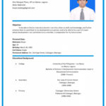 78 Excellent Attention Grabbing Resume for Pics