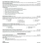79 Fresh Exotic Dancer Resume Example by Images