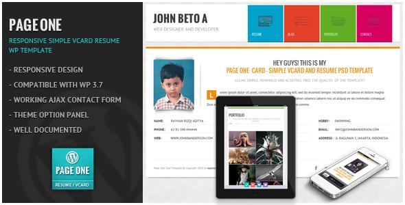 81 Cool Blogger Resume Template by Pictures