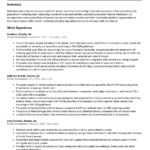 84 Fresh Accounting Resume Examples with Graphics