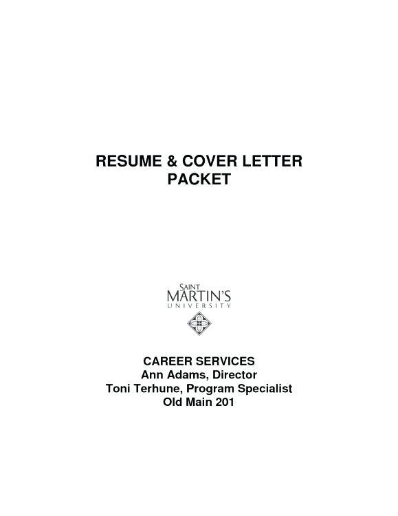 91 Nice Resume Front Page by Pictures