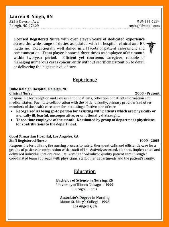 92 Great Associate Degree Resume Sample with Pics
