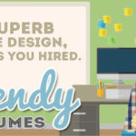 93 Fresh Attention Grabbing Resume with Images