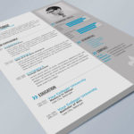 94 Excellent Indesign Resume Template Free for Pics