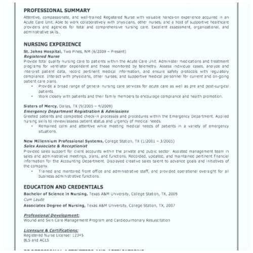 97 Cool Associate Degree Resume Sample by Design