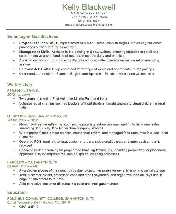 97 Lovely Handwritten Resume Examples by Design