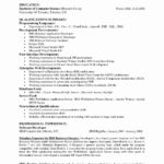 98 Inspirational Entry Level Software Engineer Resume for Gallery