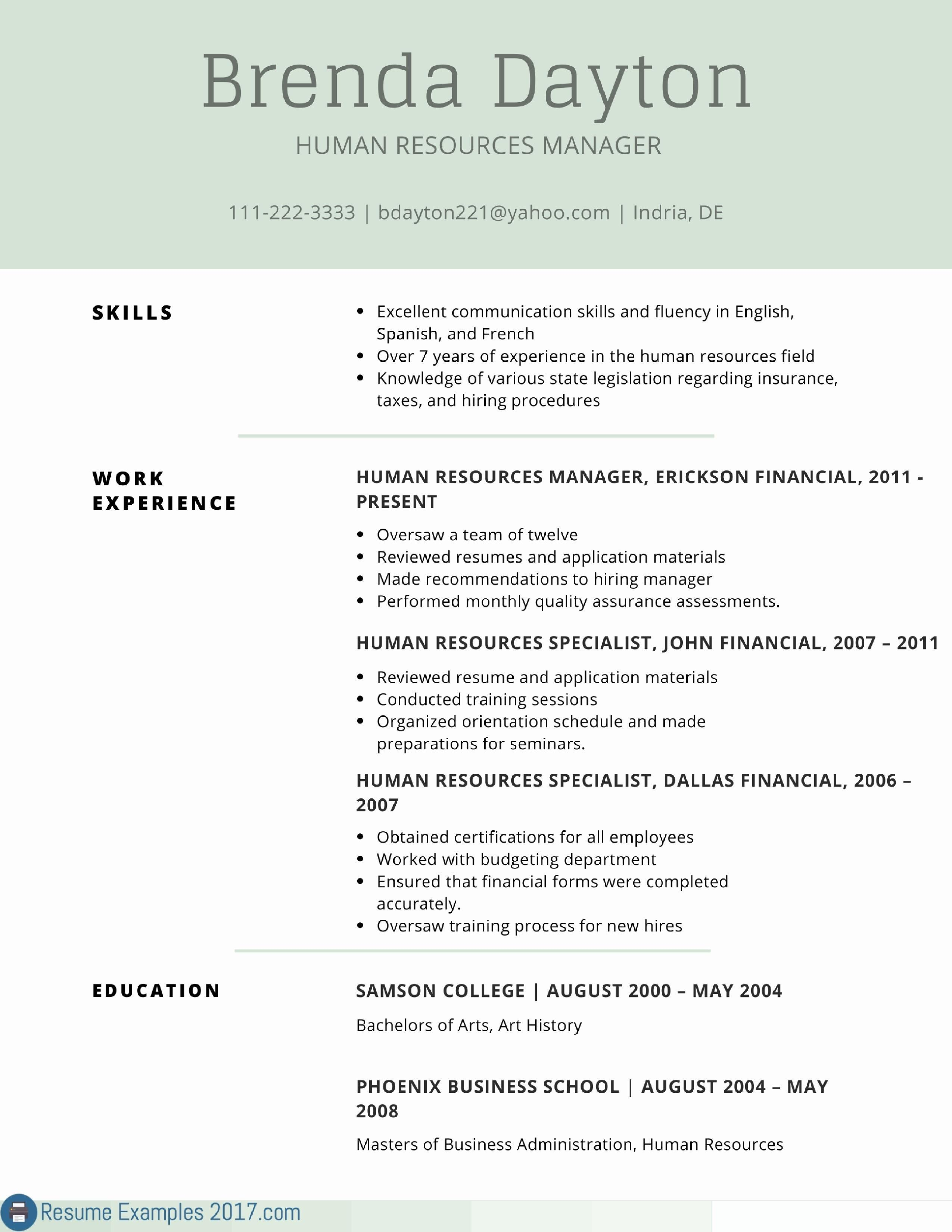 99 Nice Payroll Specialist Resume with Images
