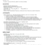 11 Great Graduate School Resume Objective Statement Examples with Pics