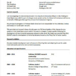 12 Lovely Resume Template Pdf with Graphics