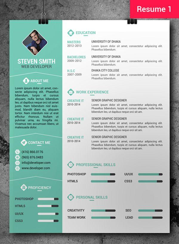 12 New Cv Template Gratis for Design