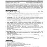 13 Fresh Civil Engineer Resume with Graphics