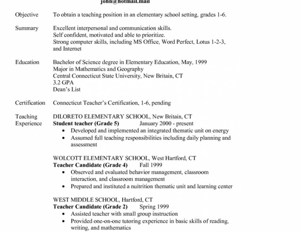 14 Awesome Busboy Resume with Graphics