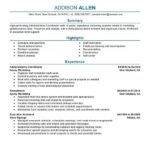 14 Lovely The Perfect Resume by Images
