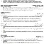 14 Top College Resume Examples with Pictures