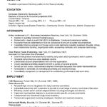 16 Best College Resume Examples by Graphics