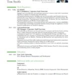 16 Fresh New Resume Format by Images