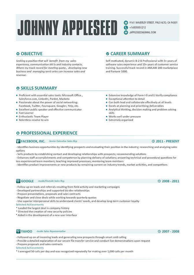 16 Top Modern Day Resume with Design