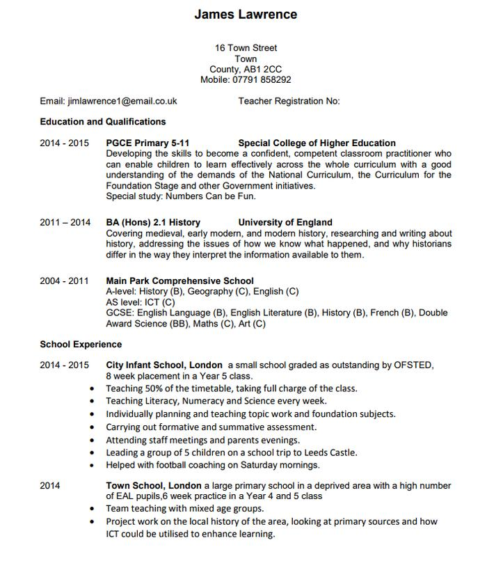 17 Best Best Cv Resume Format for Pictures