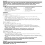 18 Great Experienced Teacher Resume Examples for Images
