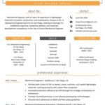 18 Stunning Civil Engineer Resume for Gallery