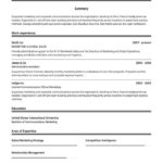 19 New English Cv Template with Ideas