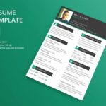 20 Stunning Eye Catching Resume Templates Free Download for Images