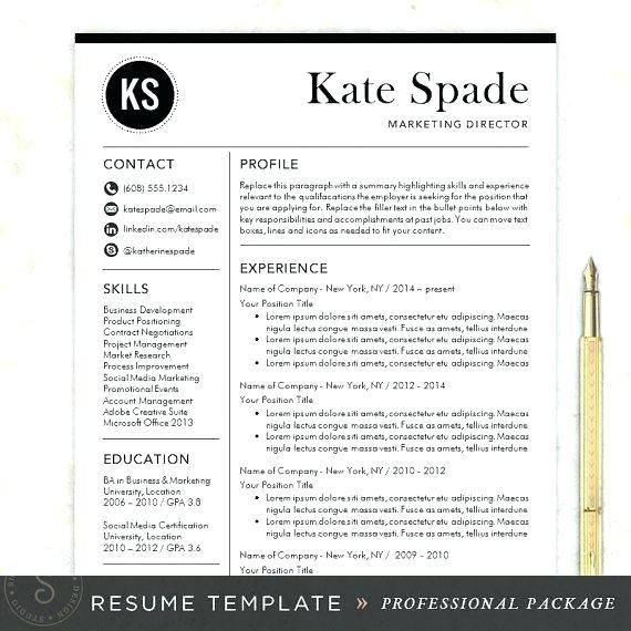 21 Best Free Resume Templates For Mac by Ideas