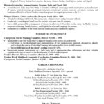 22 Cool Early Childhood Education Resume Examples with Images