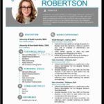 22 Cool New Resume Format with Ideas