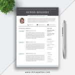 23 Inspirational Best Cv Templates Word with Pics