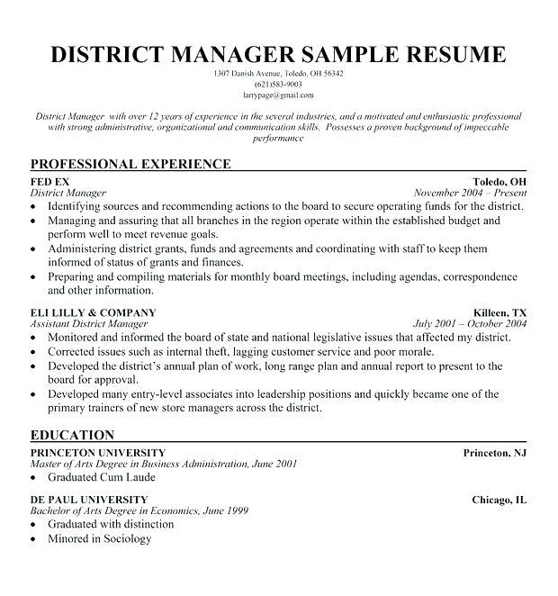 24 Fresh Best Sales Resume Examples 2018 for Gallery