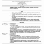 24 Fresh Software Engineer Cv with Ideas