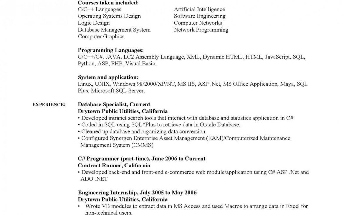 24 Nice Data Scientist Resume Sample Pdf by Design