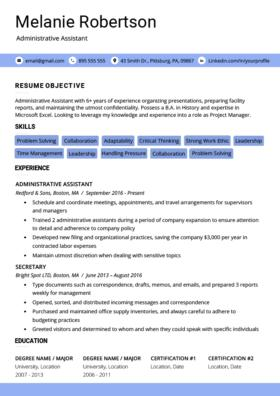24 Stunning The Perfect Resume Template with Design