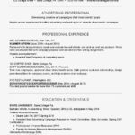 24 Top College Resume Examples by Pics