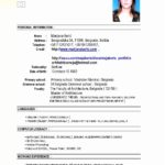 25 Top Good Resume Sample Malaysia with Design