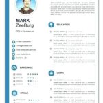 26 Great Best Cv Templates Word for Design
