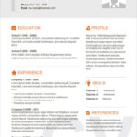 26 Inspirational Free Basic Resume Examples by Graphics