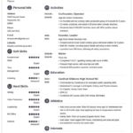 26 Nice College Resume Examples for Pictures
