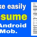 26 Top Create Free Resume On Phone by Ideas