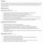 27 Excellent Early Childhood Education Resume Examples by Pics