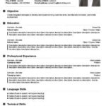 28 Beautiful Free Resume Writer for Pictures