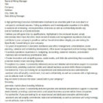 28 Great Executive Assistant Cover Letter with Images