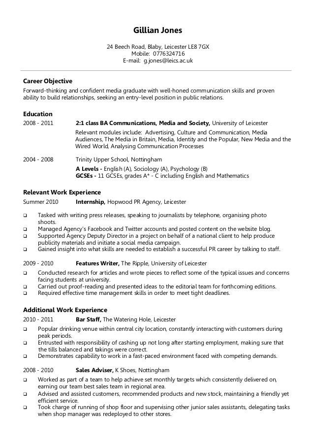 28 Great Whats The Best Resume Format To Use by Gallery