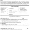 28 New Electrician Resume Sample In Word Format by Gallery