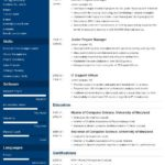 30 Excellent Recommended Resume Templates with Ideas