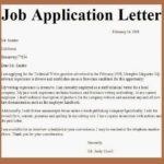31 New Writing A Cover Letter For A Job for Pictures