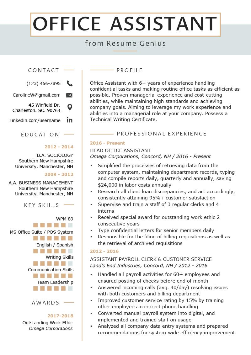 31 Stunning Resume Draft Template with Ideas